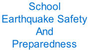 School  Earthquake Safety  And Preparedness